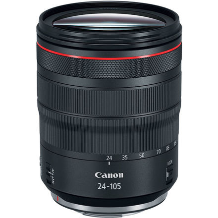 Canon RF 24-105mm f/4,0 L IS USM