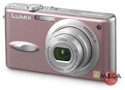 Panasonic DMC-FX8 růžový