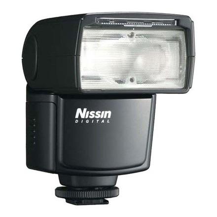 Nissin blesk Di466 pro Micro 4/3 černý