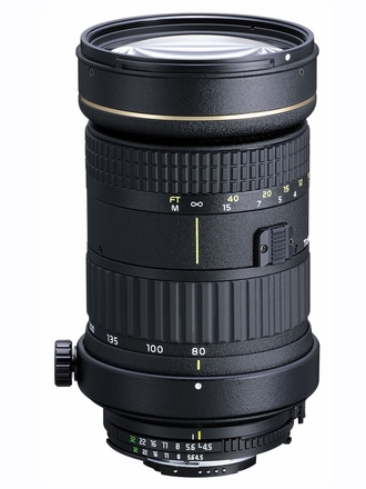 Tokina AT-X 80-400mm f/4,5-5,6 D pro Nikon