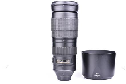 Nikon 200-500mm f/5,6 E ED VR bazar