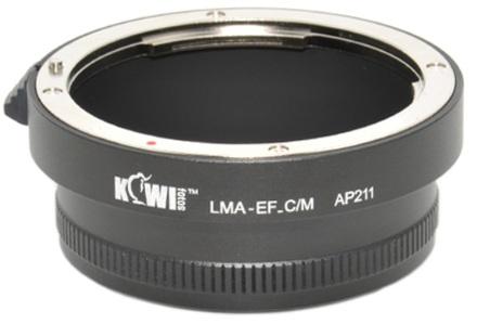 JJC adaptér z Canon EF na Canon M