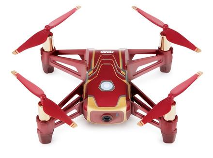 Ryze Tech kvadrokoptéra Tello Iron Man Edition
