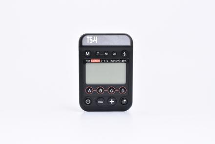 Fomei vysílač HSS TTL Digitalis Pro T400TTL pro Canon bazar