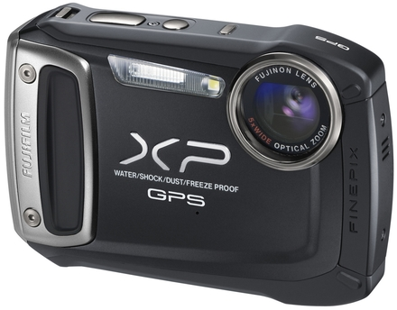 Fuji Finepix XP150 černý + 8GB karta + pouzdro Boy 80 + plovoucí poutko!