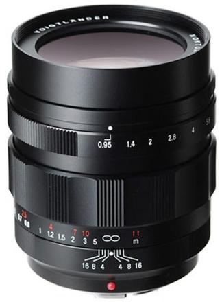 Voigtlander Nokton 42,5mm f/0,95 pro micro 4/3 (Olympus/Panasonic)