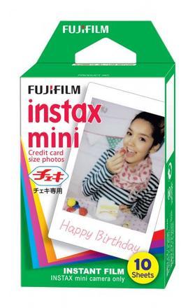 Fujifilm Instax mini film na 10x foto