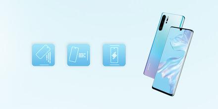 Pořiďte si mobilní telefon Huawei a získejte roční záruku na rozbití displeje