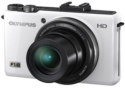 Olympus XZ-1 bílý + 16GB karta + pouzdro Dashpoint 20 + čistící utěrka!