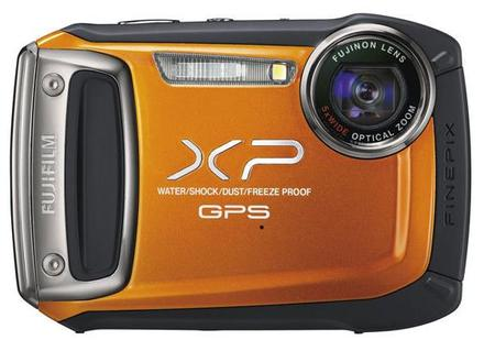 Fuji Finepix XP150 oranžový + 8GB karta + pouzdro Boy 80 + plovoucí poutko!