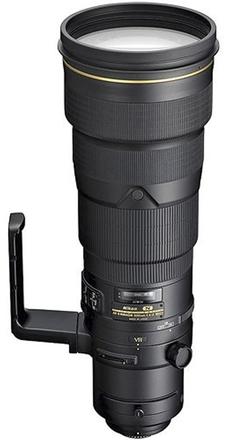 Nikon 500mm f/4,0 AF-S G ED VR