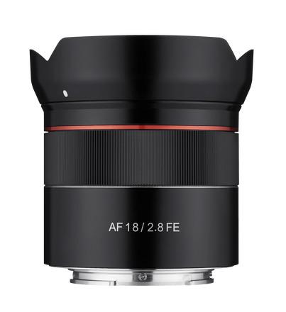 Samyang AF 18mm f/2,8 pro Sony FE