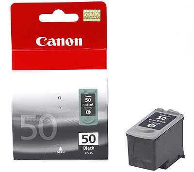 Cartridge Black - PG50