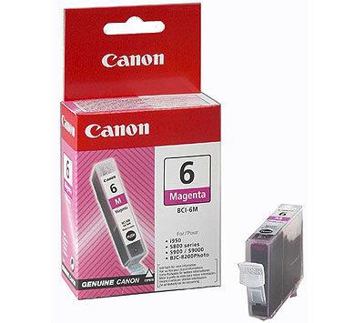Canon Cartridge  BCI-6M