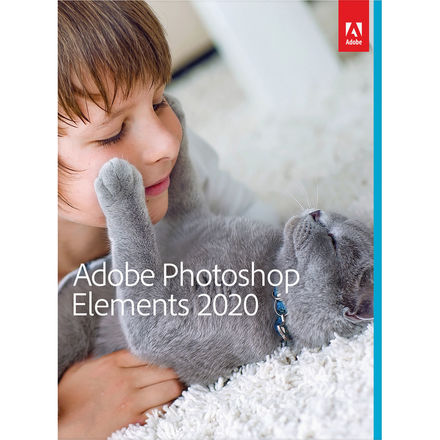 Adobe Photoshop Elements 2020 MP ENG UPG
