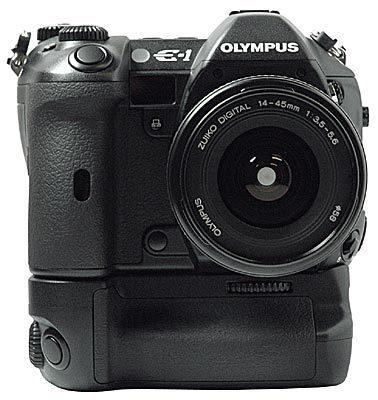Olympus E-system E-1 SE Power Kit