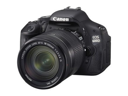 Canon EOS 600D + 18-55 mm IS II + Tamron 70-300 mm Macro!