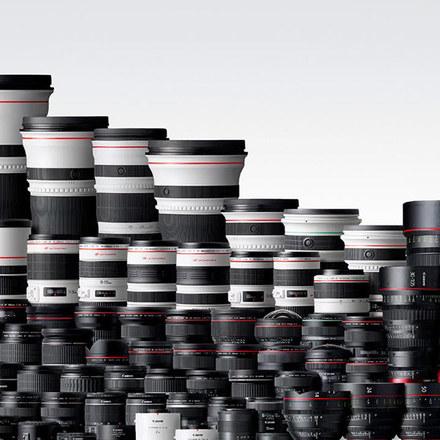 Jak na teleobjektivy Canon