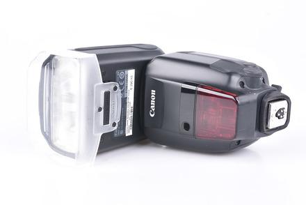 Canon blesk Speedlite 600 EX-RT bazar