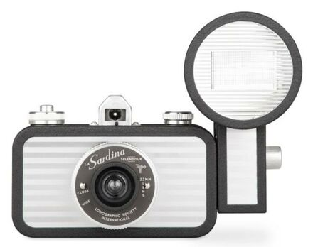Lomography La Sardina & Flash - Splendour