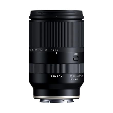 Tamron 28-200mm f/2.8-5,6 Di III RXD pro Sony E