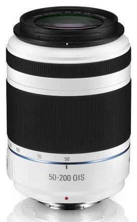 Samsung NX 50-200mm f/4,0-5,6 O.I.S. III bílý