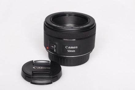 Canon EF 50 mm f/1,8 STM bazar
