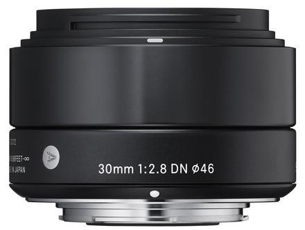 Sigma 30mm f/2,8 DN Art pro micro 4/3 černý