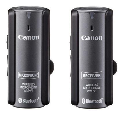Canon mikrofon WM-V1