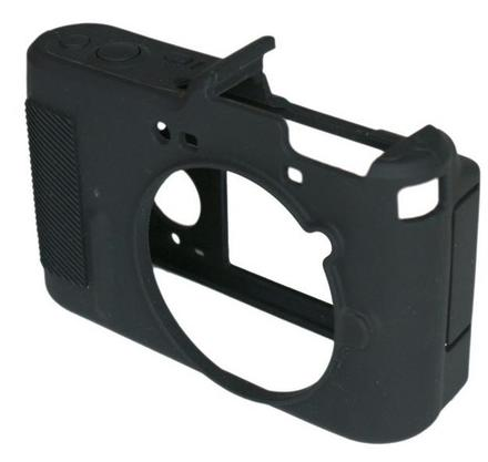 EasyCover silikonové pouzdro pro Nikon 1 V1 černé