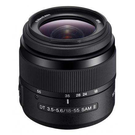 Sony DT 18-55mm f/3,5–5,6 SAM II