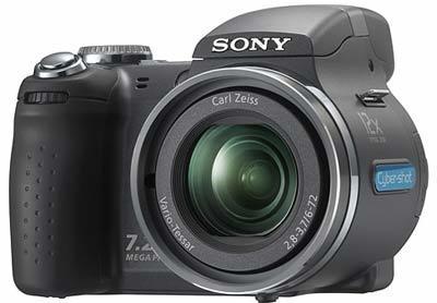 Sony DSC-H5 černý