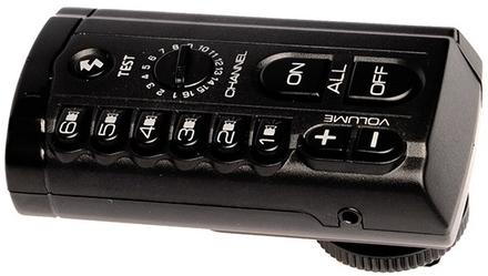 Fomei TR-22 radiový vysílač 16 kanálů + 6 skupin