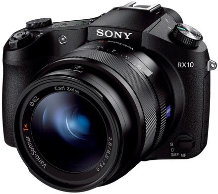 Sony CyberShot DSC-RX10 + 16GB karta + brašna 14Z + PL filtr 62mm!