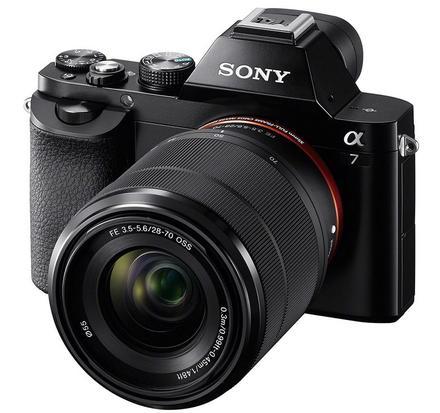 Sony Alpha A7 + FE 28-70 mm OSS