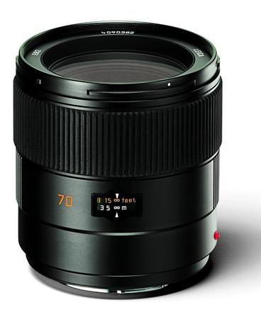 Leica 70mm f/2,5 ASPH SUMMARIT-S