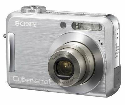 Sony DSC-S700