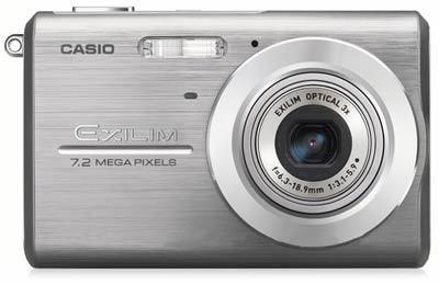 Casio EXILIM Z75 stříbrný