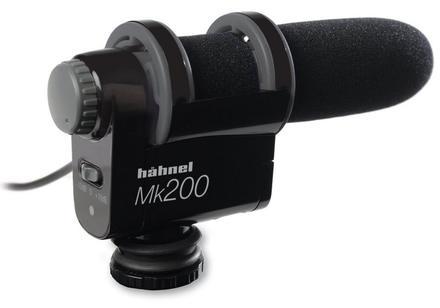 Hähnel MK200 kabelový mikrofon