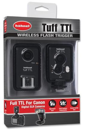 Hähnel TUFF TTL přijímač a odpalovač pro Canon