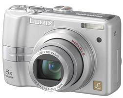 Panasonic DMC-LZ6 stříbrný