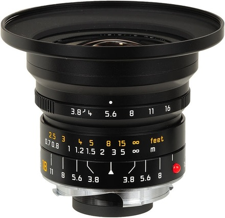 Leica 18mm f/3,8 ASPH SUPER ELMAR-M
