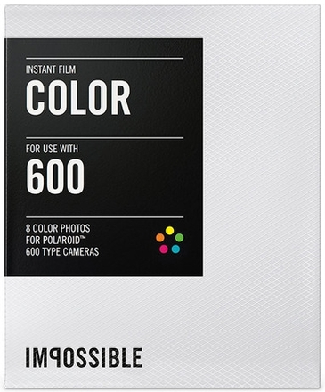 Impossible film 600 Color