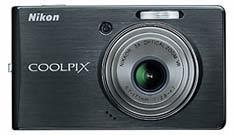 Nikon Coolpix S500 černý + SD 2GB
