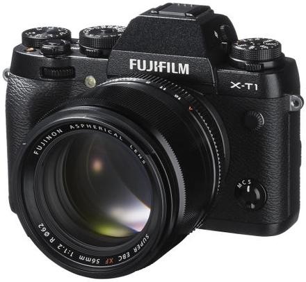 Fujifilm X-T1  + 18-55 mm + 55-200 mm