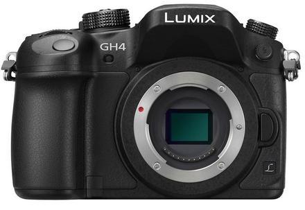 Panasonic Lumix DMC-GH4 tělo