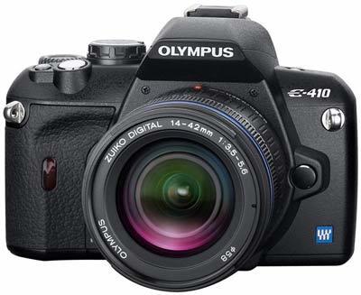 Olympus E-410 Kit