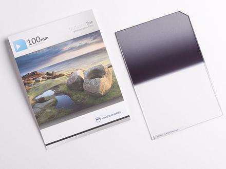 84.5mm Ultimate 100x150mm ND filtr 0,9 reverzní s ostrým přechodem