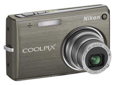 Nikon CoolPix S700 černý