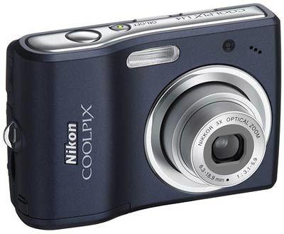 Nikon CoolPix L14 modrý